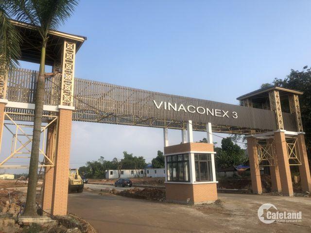 Dự án Vinaconex 3 Phổ yên, Tổ hợp khu nhà ở sang trọng