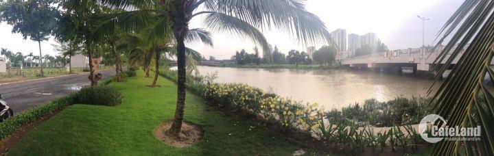 Bán đất nền biệt thự Q7,ngay PMH,view sông cực hot, 200m2.0907.17.27.17