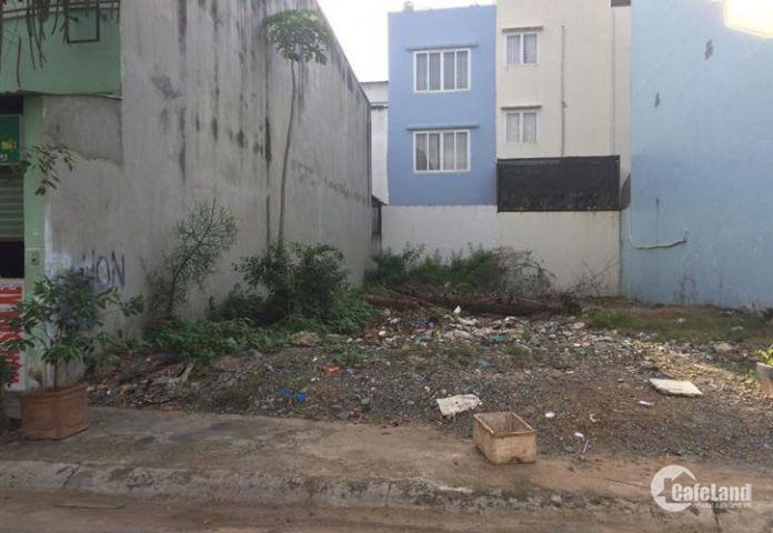 Cần bán lô đất đường 185 P.Phước Long B, quận 9