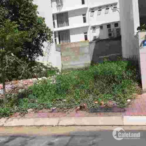 Cần bán gấp mảnh đất gần chợ Bà Hom, Bình Tân giá 480tr/100m2