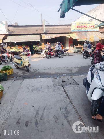 Bán đất nền chợ Thới Hòa, khu CN Vĩnh Lộc. Bhh B, Bình Tân