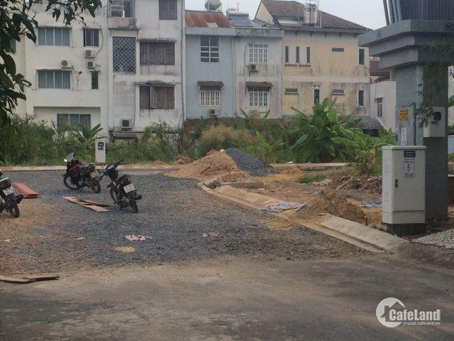 Cần bán đất MT Phạm Văn Chiêu,P.16 Gò Vấp giá 950tr/ nền