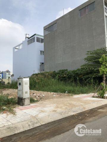 Cần bán lô đất mặt tiền Phạm Văn Đồng, Thủ Đức với giá 1 tỷ 125 triệu 52 m2