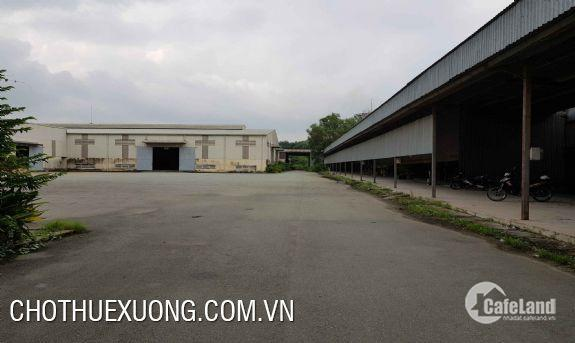 Bán gấp đất công nghiệp và nhà xưởng tại Tam Điệp Ninh Bình DT 2815m2 giá tốt