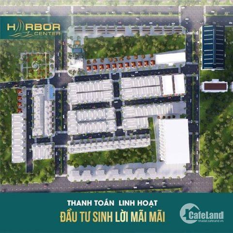 Lễ công bố dự án đất nền ngay cảng quốc tế Cái Mép- Thị Vải. Khu đô thị mới Harbor Center Phú Mỹ.  Giá 9tr/m2. sổ riêng. Ck 10%. Lh 0938531704