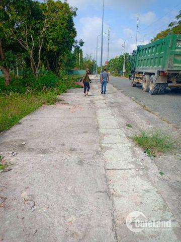 bán lô đất thổ cư đường Hội Bài Châu Pha thị xã Phú mỹ
