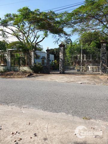 Bán đất giá rẻ trả góp o lãi suất chỉ với 300 triệu gần cảng Cái Mép Phú Mỹ