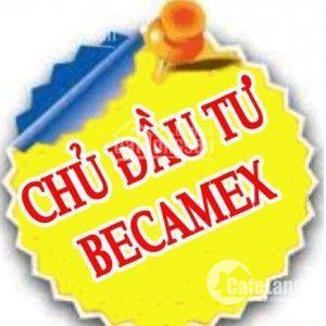 Đất nền dự án Becamex chỉ với525tr/150m2. Ước mơ trong tầm tay.