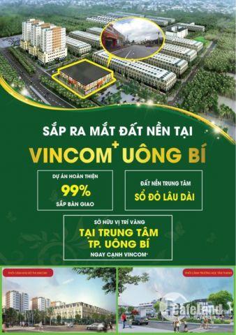 Dự án đất nền đẹp và hot nhất Uông Bí- Uông Bí New City