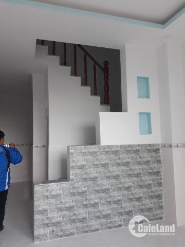 Nhà đẹp ăn tết giá chỉ 640tr, khu dân cư Tân Kim ngay QL50