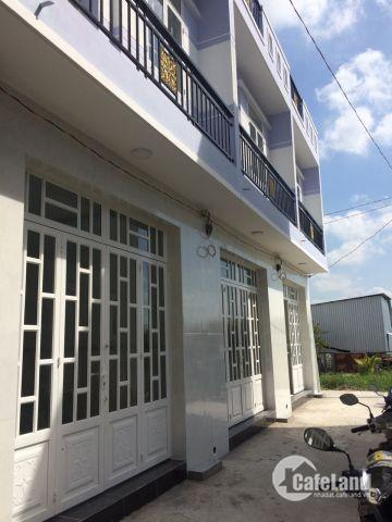 Chỉ 860 tr bạn sở hữu ngay căn nhà 1 trệt 1 lầu sổ hồng QL50,  KCN Tân Kim.