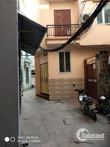 Bán nhà Khu Hoàng Quốc Việt, Quận Cầu Giấy dt32m giá 3ty1