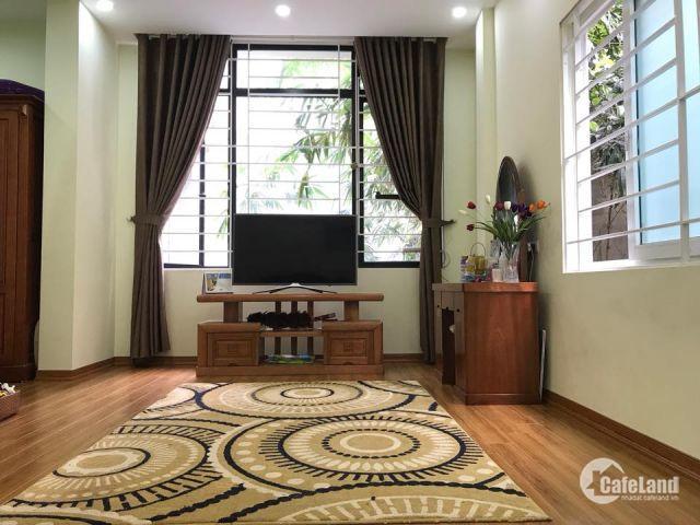 Bán nhà riêng Đặng Văn Ngữ, dt 30m2, 4 tầng, giá 3.2 tỷ.