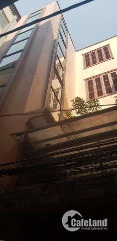 Biệt thự trong lòng hà nội,giá bình dân. Chùa Láng,79m2,4 tầng MT 5.6m,giá 85tr/m2.