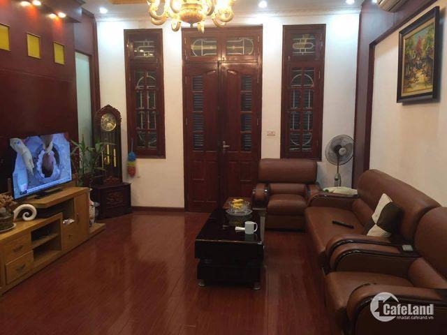 Bán nhà mặt ngõ Lương sử C , kinh doanh, oto qua nhà, 27m2, 5 tầng, 2.9 tỷ