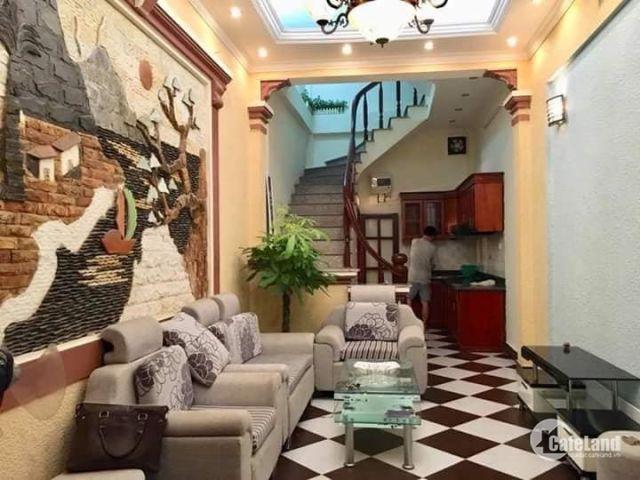 Bán nhà riêng phố Lạc Trung, Vĩnh Tuy. Diện tích 35m2, giá 3.1 tỷ.