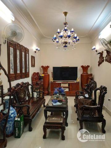 Bán biệt thự phố Định Công Thượng, ô tô tránh, 80m2 x 5 tầng, giá 7 tỷ.