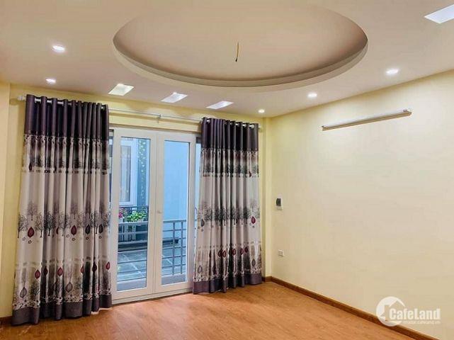 Chính chủ bán nhà phố Tân Mai, Hoàng Mai 54m2x4T, Kinh Doanh,  MT 5.2m, 3.7 tỷ.