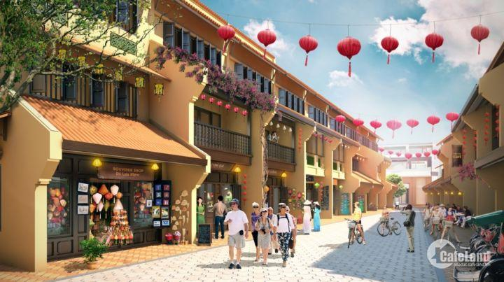 Dragon villas - Thiên đường ốc đảo 2 mặt tiền duy nhất tại Tây Bắc, Đà Nẵng, cam kết sinh lời