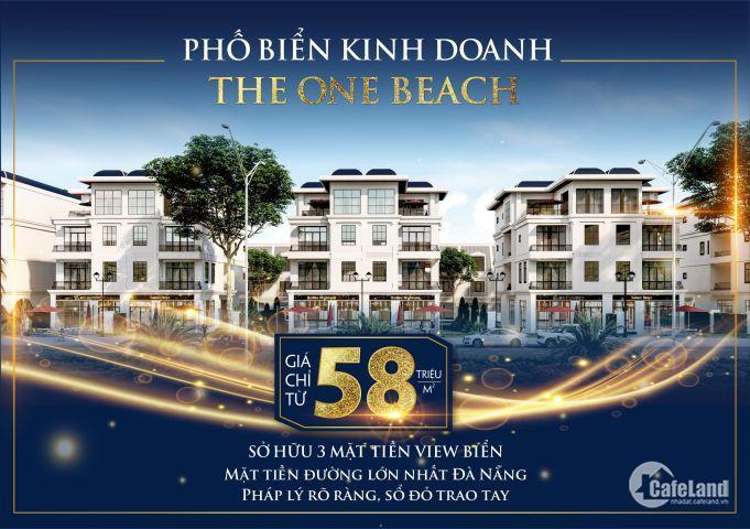 PHỐ BIỂN KINH DOANH NGUYỄN SINH SẮC - THE ONE BEACH