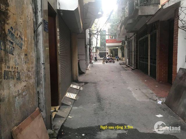 Nhà tôi chính chủ sổ đỏ cần bán nhà cấp 4 (80m2) ngõ 135 Nguyễn Văn Cừ, Ái Mộ, Long Biên
