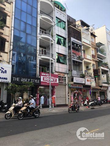 Căn MT duy nhất đường Cao Thắng nối dài gần Hà Đô, phường 12, Quận 10 DT: 4,1m x 16m