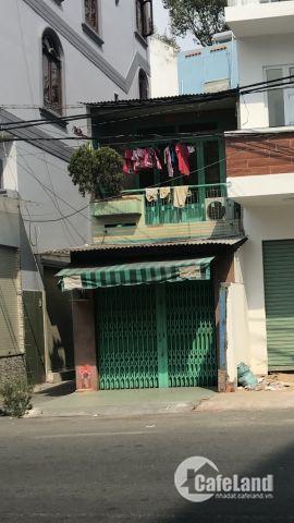Bán nhà MT đường Tuệ Tĩnh P12 Q11. DT 22m2