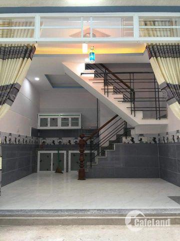 Nhà mới xây Hiệp Thành 13 Q12 tặng combo: rèm cửa + tủ bếp treo CHỈ 920tr