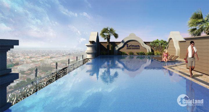 Căn 2PN  Leman Luxury - Mua Từ Chủ Đầu Tư - Có Suất Người Nước Ngoài
