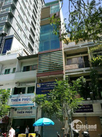 Bán Nhà MT Trần Quang Diệu , Phường 14, Quận 3 . DT : 5*10 . Trệt , 3 Lầu . Giá : 17 tỷ