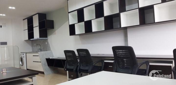 Cần cho thuê gấp Văn phòng 45m2 chỉ 16tr/ tháng full nội thất cao cấp.
