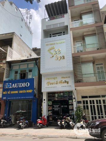 Siêu phẩm mặt tiền đường Hoàng Diệu, P6, Quận 4;6x16m, 5 tầng, giá 30 tỷ
