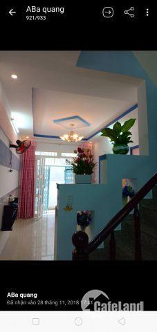 Chính chủ bán nhà đẹp như mới, giá tốt Quận 6, Hồ Chí Minh.