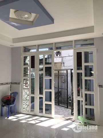 Bán nhà 1 lầu, 3PN hẻm 380 Lê Văn Lương Phường Tân Hưng Quận 7