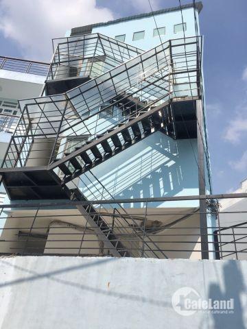 Bán dãy trọ 2 lầu hẻm xe hơi 30 đường 14A Cư Xá Ngân Hàng P. Tân Thuận Tây Quận 7