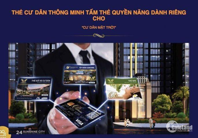 căn hộ cao cấp Sunshine City Sai Gon