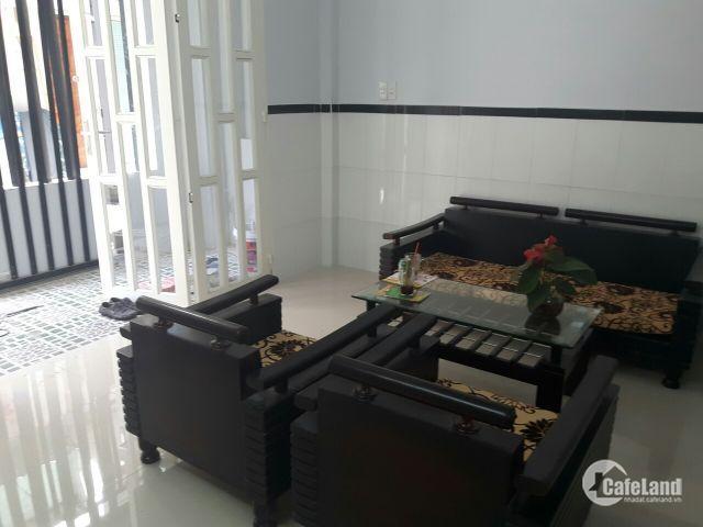 Cần bán nhà 1 lầu hẻm 861 Trần Xuân Soạn, phường Tân Hưng, quận 7, dt4.3x10m. Giá: 3.1 tỷ