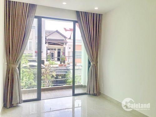 Cần bán nhà 1 lầu đúc mặt tiền đs 49 phường Bình Thuận. Giá: 8.2 tỷ
