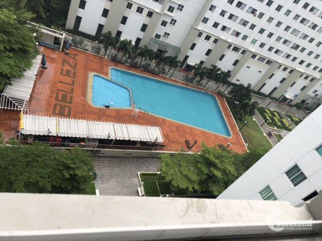 Bán Belleza Q7 92m2 view hồ bơi nhìn Phú Mỹ Hưng, 2PN + 2WC, có ít nội thất giá 1.9tỷ 0931442346