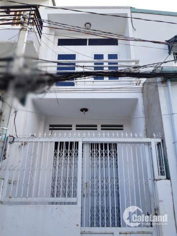 Bán nhà 1 lầu đẹp hẻm 6m Lê Văn Lương quận 7.