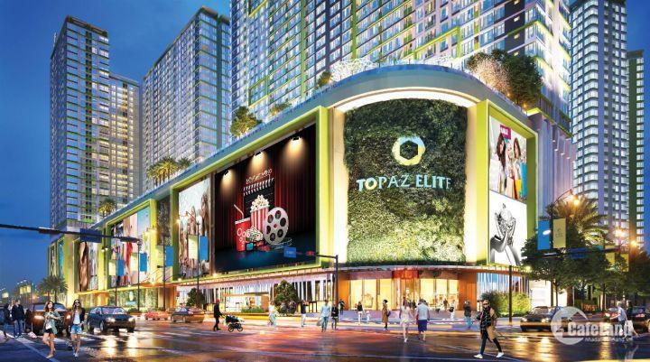 Cần bán gấp CH Topaz Elite DT 73m2 view công viên thoáng mát giá để lại 1.023 tỷ (50%), 0931523823