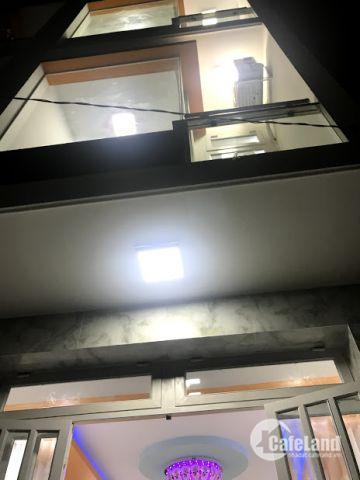Nhà mới 1 trệt 2 lầu Đ138 ngay Suối TIên 1ty720,4PN