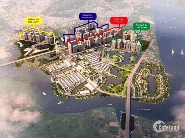 Vincity Q9 khu phức hợp của Tập đoàn Vingroup,200tr nhận nhà, NH cho vay 70% trong 35 năm, giữ chỗ ưu tiên 30Tr. 0901.868.915
