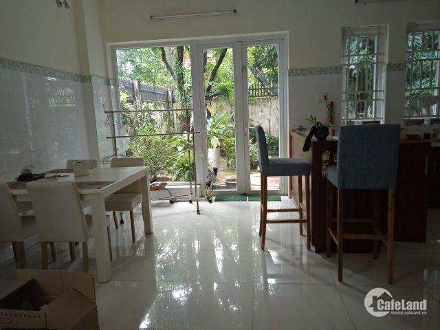 Biệt thự mini 1 trệt 1 lầu MTcó sân thượng đường 138, Tân Phú
