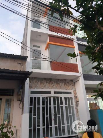 Nhà 2 lầu hẻm XH đường 120,p.tân phú ,quận9