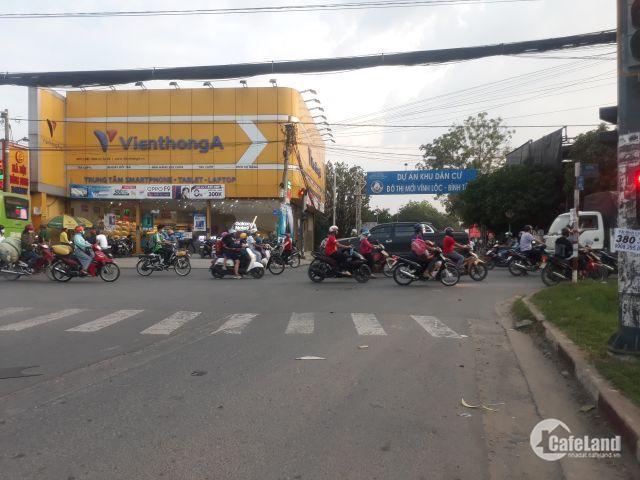 Bán nhà MT đường G8 KDC Vĩnh Lộc Bình Tân