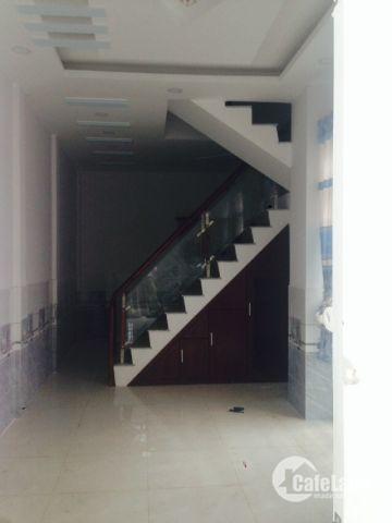 Bán nhà 1tr1lau mới xây rất đẹp 4x11 Bình Hưng Hòa B 2tỷ1