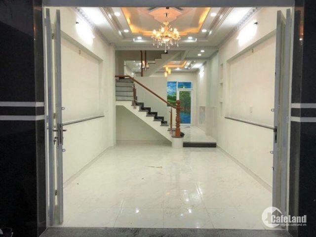 Nhà MT góc KD,sổ hồng riêng,1t3l sân thượng,F.BHHB,Bình Tân