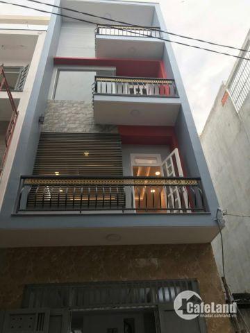 Nhà Đường Tân Kỳ Tân Quý 4,2 x 12 nhà Đúc 3,5 tấm giá bán 4,55 tỷ