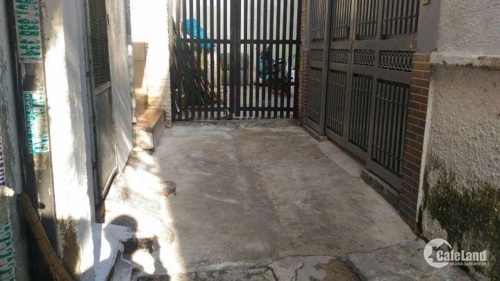 Nhà 77m2 hẻm 185 Phan Đình Phùng ngay ngã tư Phú Nhuận